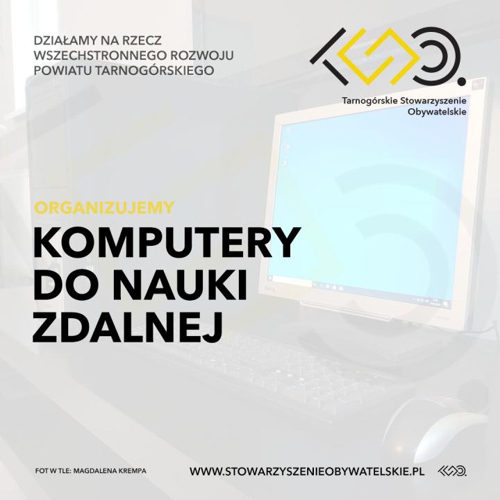 Komputery do nauki zdalnej